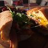 12.21.13:  Scolari's sandwiches @ Rock Wall