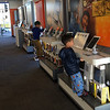 Kids in ATT store