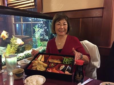 Grandma T's 80th Birthday