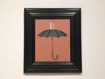 Magritte Exhibit, SFMOMA, July 1, 2018