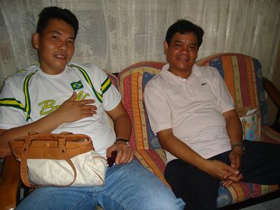Talusan Family Reunion in Bulacan, May 2007