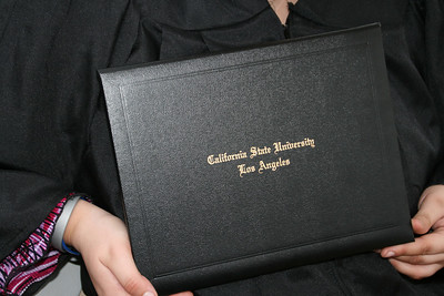 2009 Tania's Graduation from CSULA