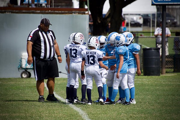 Tanner's Football Game  (9/23/2017)