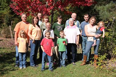 Tapke Family 9-28-2013