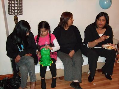 Taran's 5th Birthday (Birmingham, 5 April 2008)