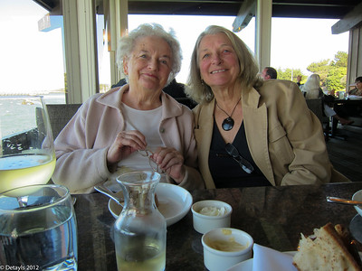 Rita in Berkeley in October 2012