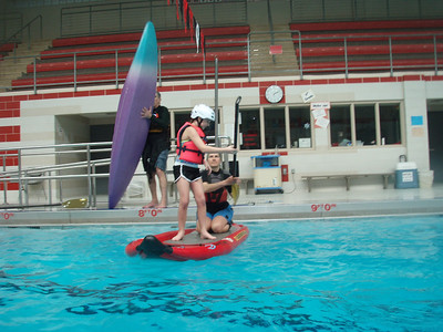 Taylor at Cumberland Valley HS Pool Sessions