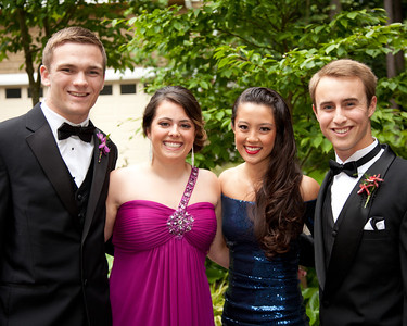 Senior Prom 2012 Group Shots