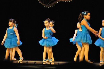Taylor's Dance Recital
