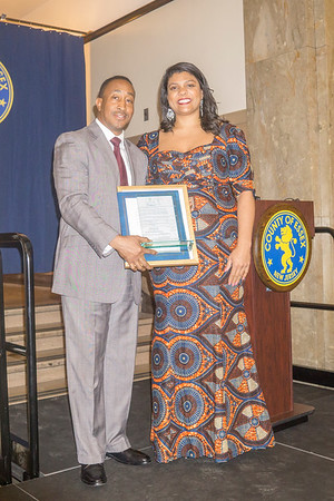Ted Green Essex County Black History Month Award