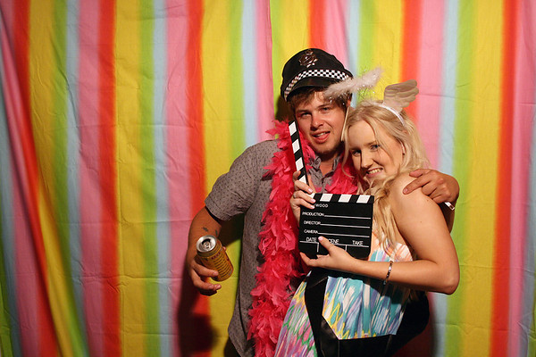 Tegan's 21st Photo Booth
