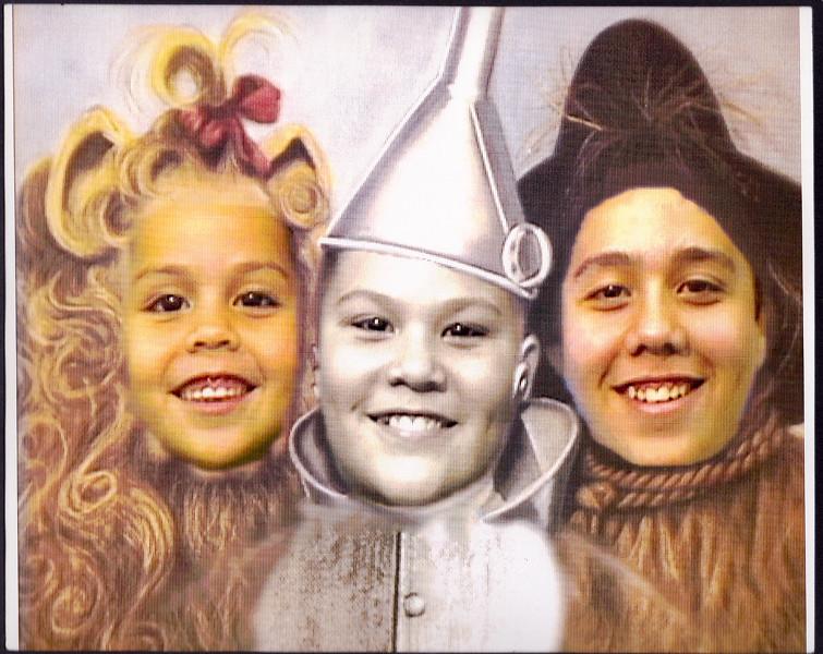 Tegin Wizard Oz