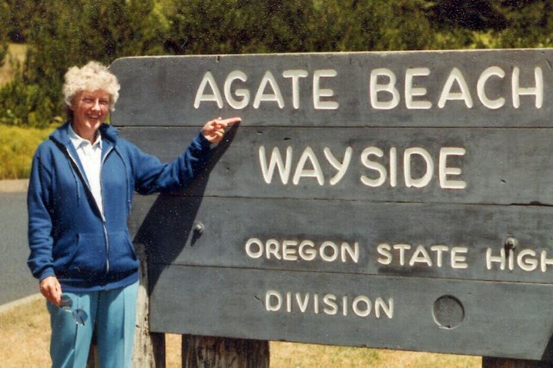 1980s Mary Ann in OR