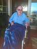 2014 July Mary Ann in Wheelchair