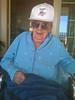 2014 July Mary Ann w Dodger Hat