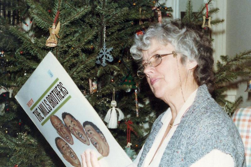 1984+ Mary Ann - Mills Bros