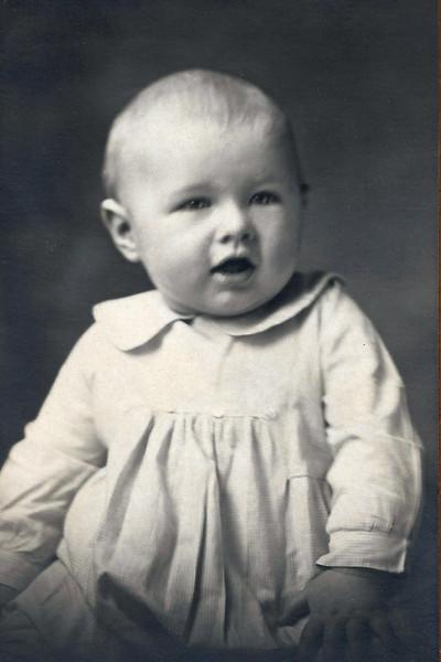 1929 Mary Ann Benson as a baby2