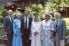 1989 David & Vicki Wedding with Families