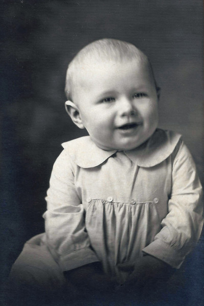 1929 Mary Ann Benson as a baby1