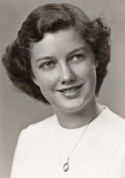 1945-6 Mary Ann Portrait