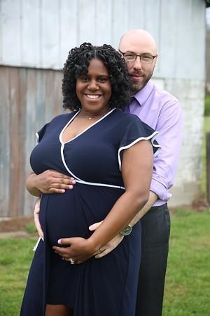 Tenille maternity shoot