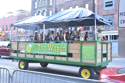 Booze Wagon - Nashville