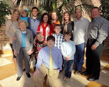 Tennessee Thanksgiving in Oak Ridge Nov 27 - December 5, 2013