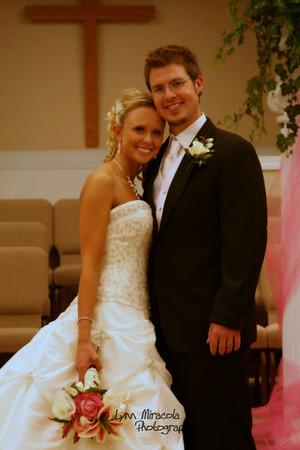 Tera and Jonathan's Wedding