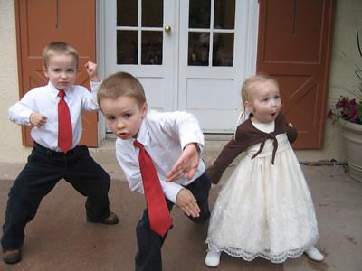 Teresa, Frank, and Grandkids :)