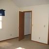 Master bedroom and walk-in closet door