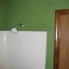 We have a Kyoto green bathroom.