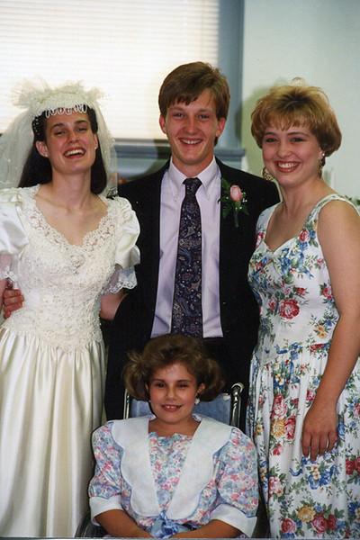 Ann, Nelson, Erin & Jill