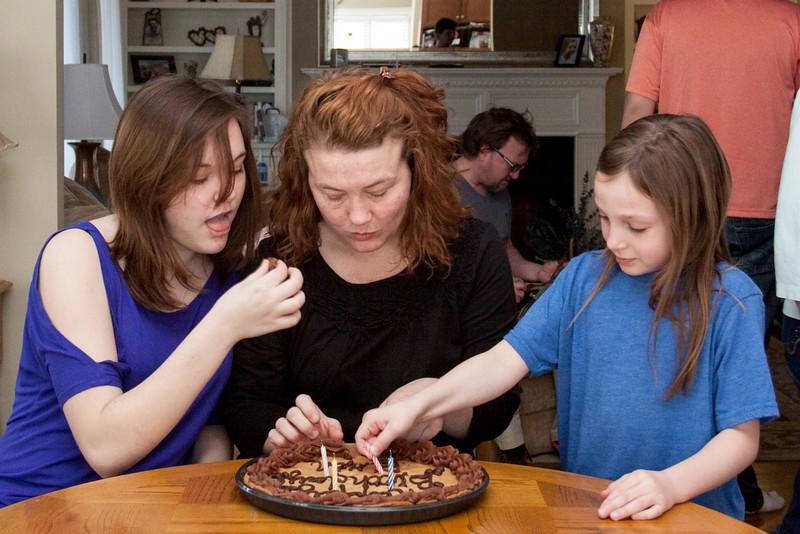 Claire, Erin & JC