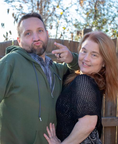 Russell & Erin