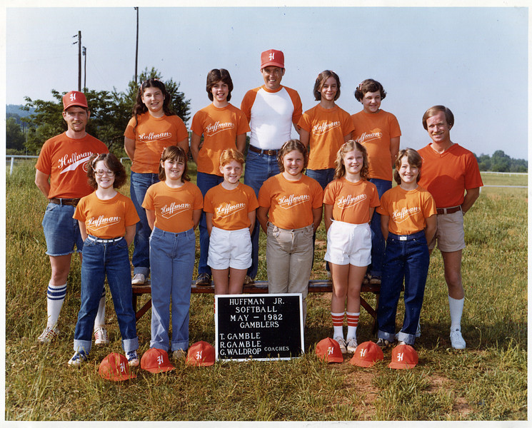Erin Softball Team