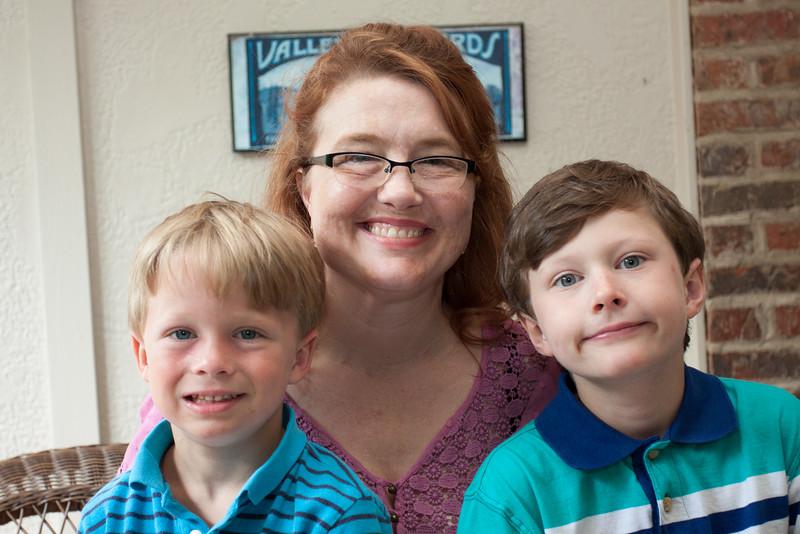 Patrick, Erin & Noah