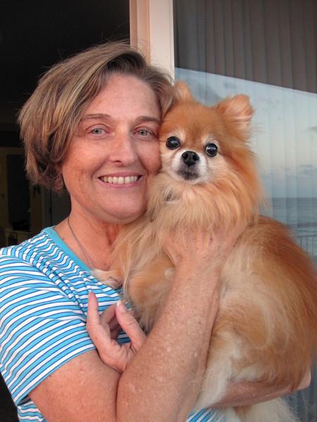 Janet & Rusty<br /> Navarre Beach - 10/11