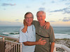 Terry & Doug<br /> Navarre Beach - 10/11