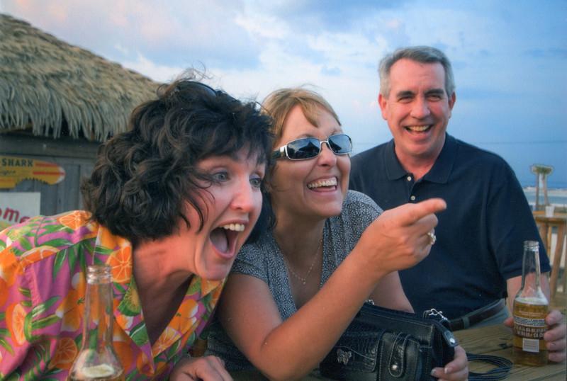 Janie, Jody and Dave - 2007