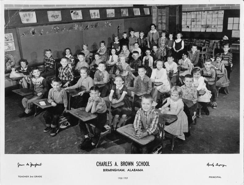 Charles A. Brown School