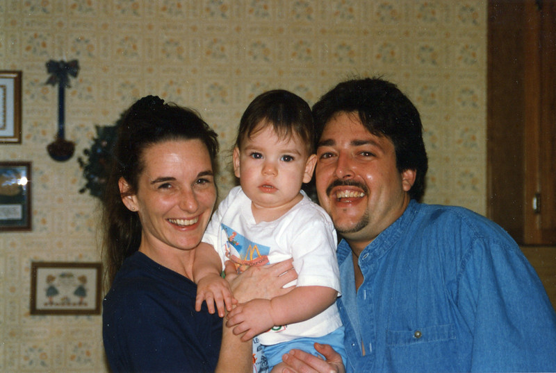 Tammy, Joseph and Johnny - 1996