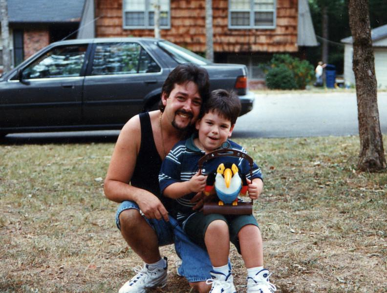 Johnny and Joseph - 1997