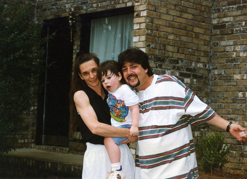 Tammy, Joseph and Johnny - 1997