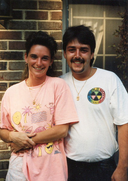 Johnny and Tammy - July 4, 1990
