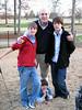 Seth, Benjie, Tom & Jonah