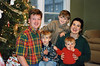 The Grices - Christmas, 1998