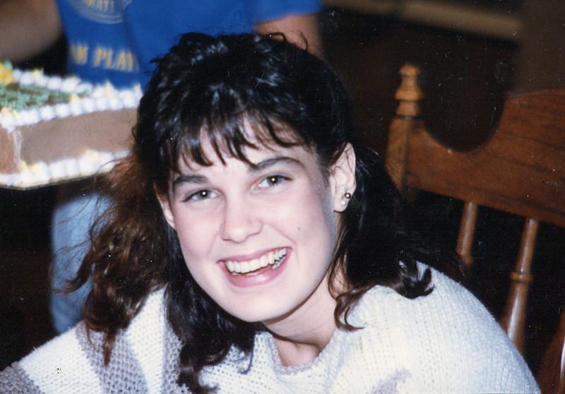 Ann - August, 1988