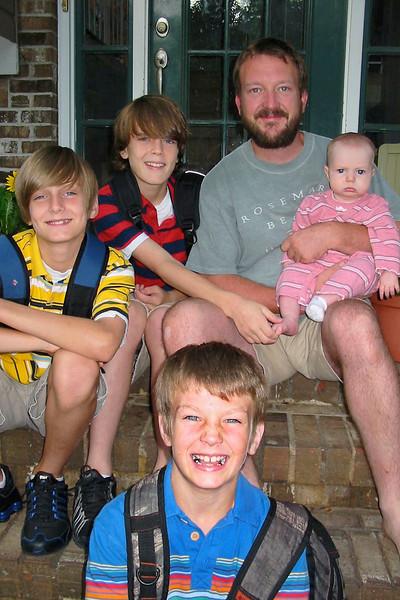 Family Shot<br /> August 2006
