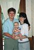 Nelson, Ann and Jonah - 1993