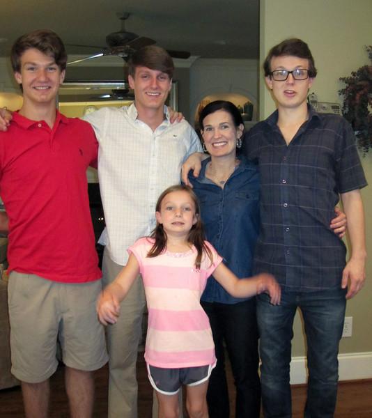 Ann & Kids